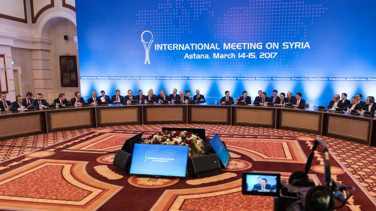 موسكو: نقترح عقد اجتماع جديد حول سوريا في أستانا في منتصف يونيو