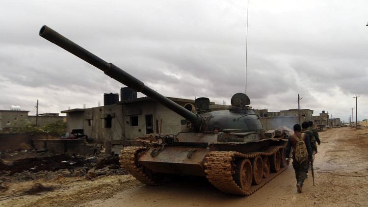 الجيش الليبي يفرض كامل سيطرته على محافظة الجفرة وسط البلاد