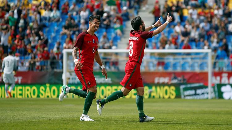 """موتينهو يقود البرتغال للفوز على قبرص في غياب """"صاروخ ماديرا""""!"""