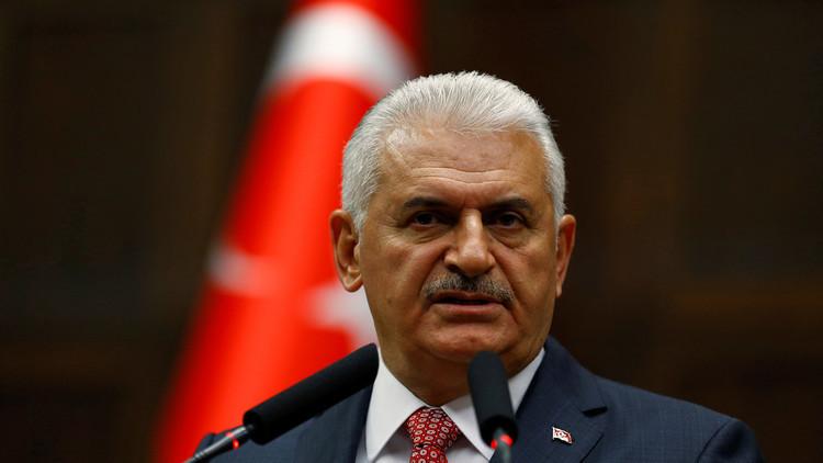 اعتقال مستشار كبير لرئيس الوزراء التركي بن علي يلدريم