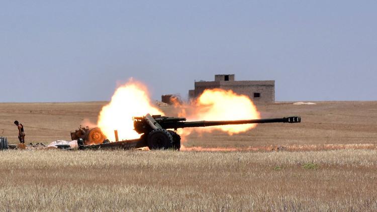 الجيش السوري يستعيد 1400 كم مربع في البادية خلال الساعات الـ24 الماضية