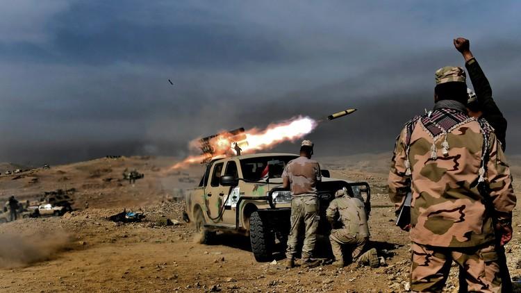 القوات العراقية: إعلان أسبوع للنصر العراقي قريبا وأمام