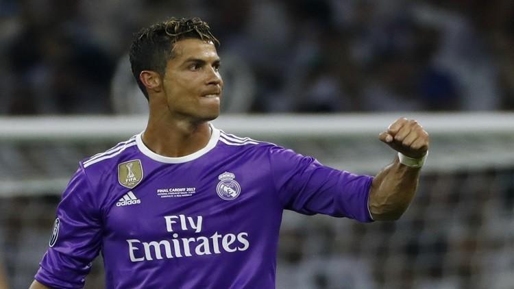 رونالدو هداف دوري أبطال أوروبا للمرة الخامسة على التوالي