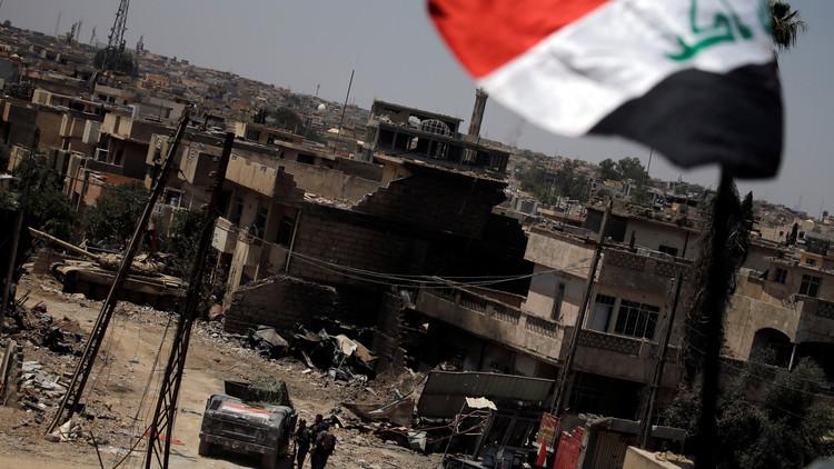60% من حي الزنجيلي بغرب الموصل بأيدي القوات العراقية