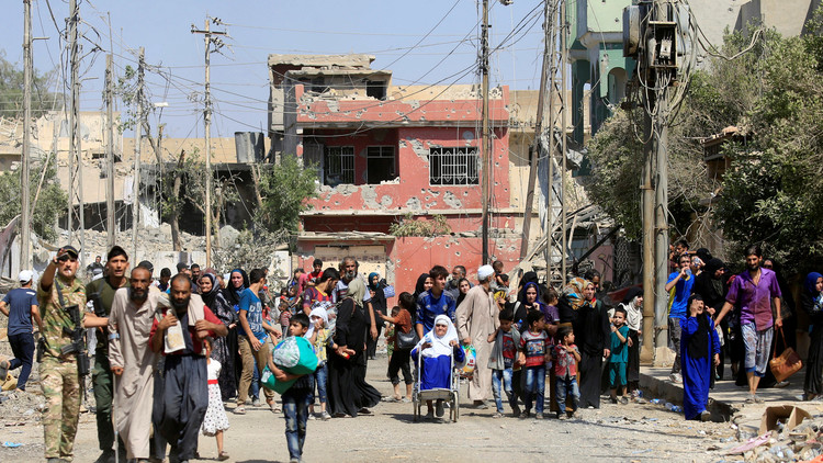 مصدر أمني عراقي: مقتل 230 مدنيا غرب الموصل خلال يومين