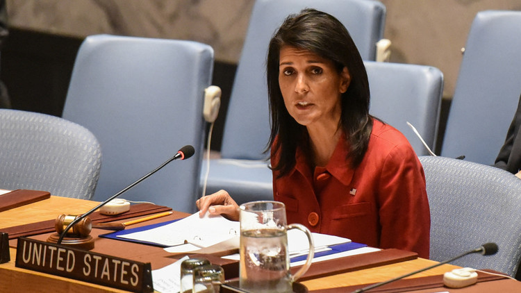 هايلي: لا نبرر حالة حقوق الإنسان في السعودية