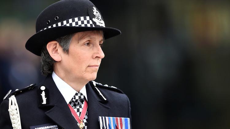 شرطة لندن تقر بوجود