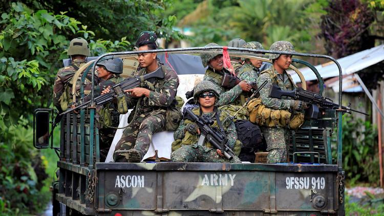 روسيا مستعدة لمساعدة الفلبين على محاربة
