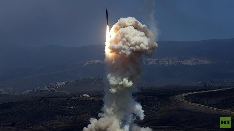 الولايات المتحدة تجري أول تجربة لاعتراض صواريخ باليستية عابرة للقارات