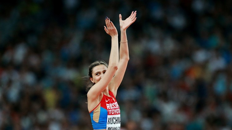 الروسية لاسيتسكيني تفوز بملتقى بولندا لألعاب القوى