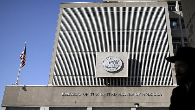مجلس الشيوخ الأمريكي يصدق على نقل السفارة إلى القدس
