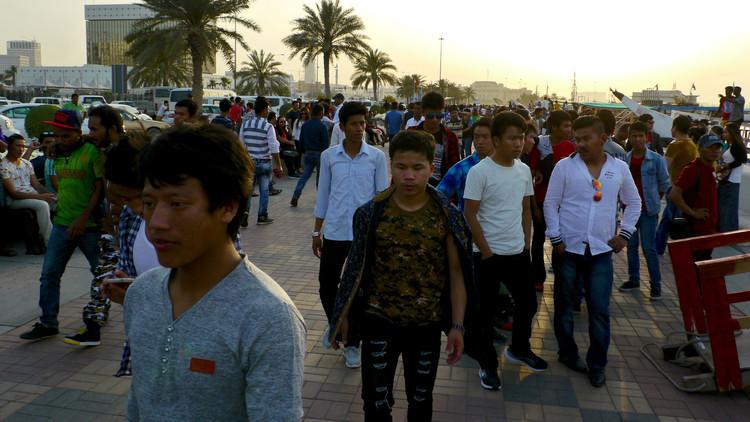 الفلبين تمنع رعاياها من العمل في قطر