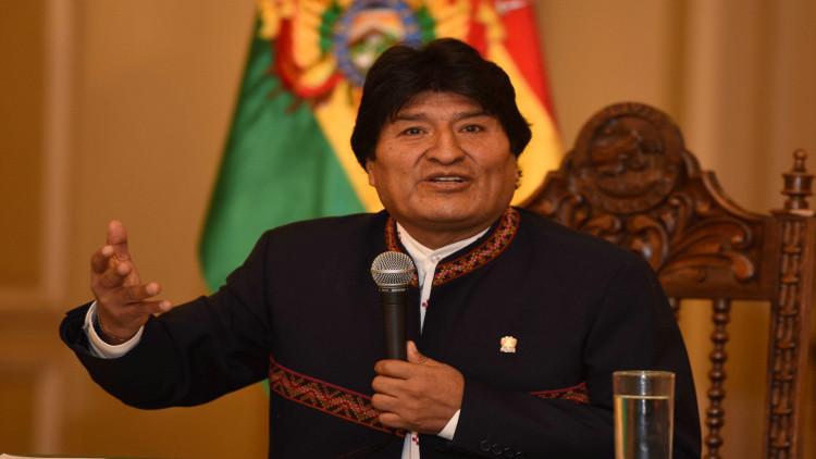 رئيس بوليفيا: المعارضة الفنزويلية تنفذ انقلابا بدعم أمريكي