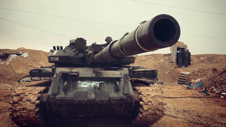 الجيش السوري يسيطر على أول قريتين داخل محافظة الرقة