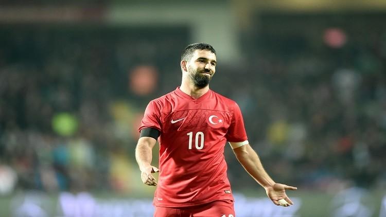 توران يعتزل دوليا بعد طرده من المنتخب التركي