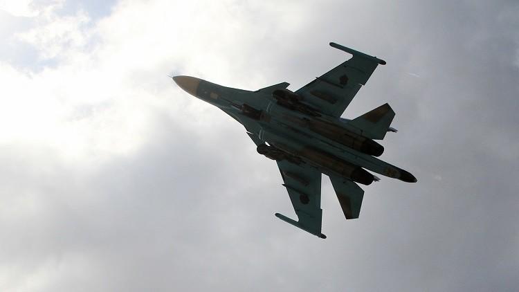 القوة الجو-فضائية الروسية تصد آخر هجمات