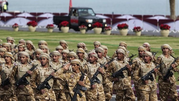 القوات القطرية المشاركة في التحالف العربي تعود إلى الدوحة