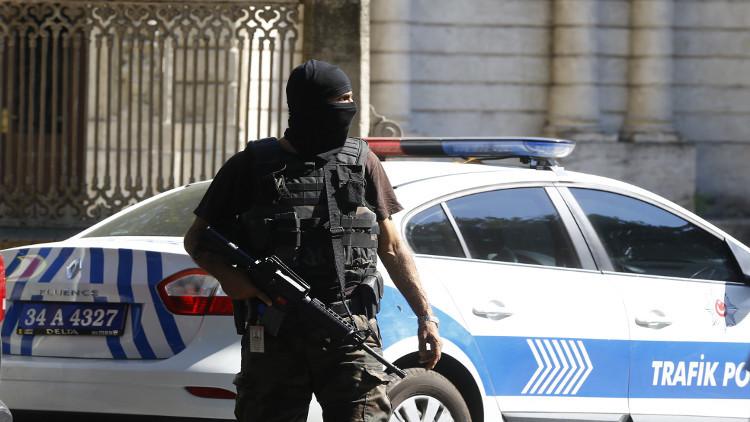 السلطات التركية تعتقل الرئيس المحلي لمنظمة العفو الدولية