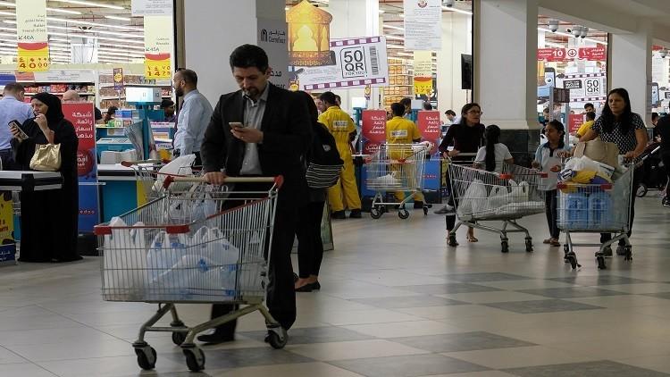 قطر تستورد المأكل والمشرب من تركيا وإيران