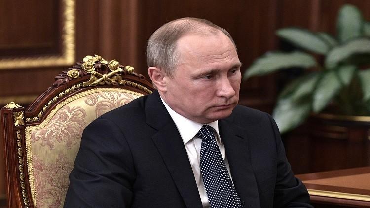 بوتين يعزي روحاني بضحايا هجمات طهران