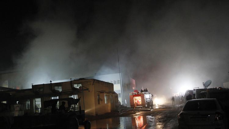 20 قتيلا جراء انفجار داخل مصنع ألعاب نارية في الهند
