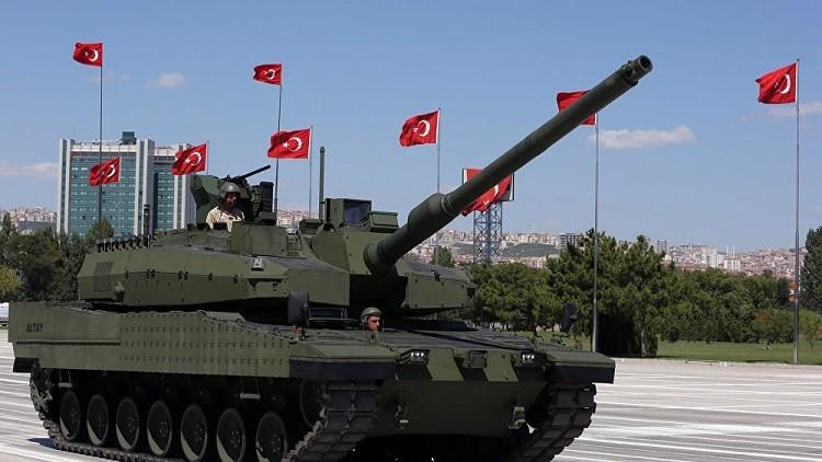 البرلمان التركي يقر مشروع قانون يسمح بنشر قوات تركية في قطر
