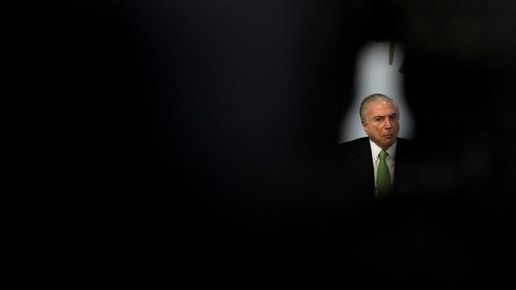 محكمة برازيلية قد تطيح بالرئيس تامر من السلطة