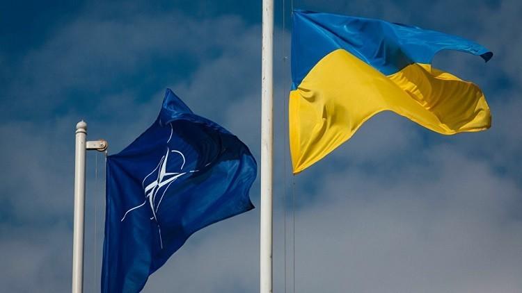 كييف تعتبر الانضمام إلى الناتو أحد أسس سياستها الخارجية