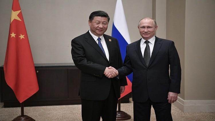 بوتين يؤكد أهمية زيارة شي جين بينغ إلى موسكو