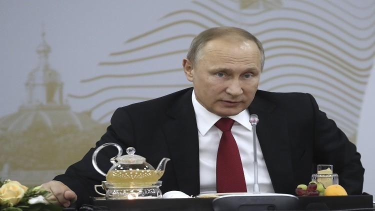 بوتين: أمام موسكو وواشنطن تهديدات مشتركة وعليهما مواصلة تقليص السلاح النووي