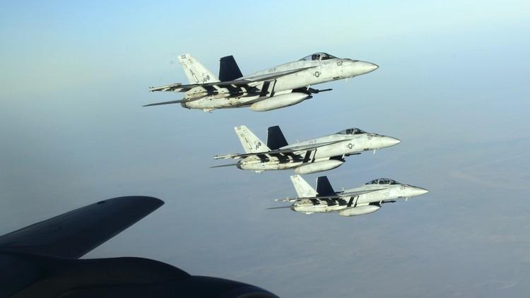 واشنطن: قصف التحالف الدولي قوات موالية للحكومة السورية ليس تصعيدا