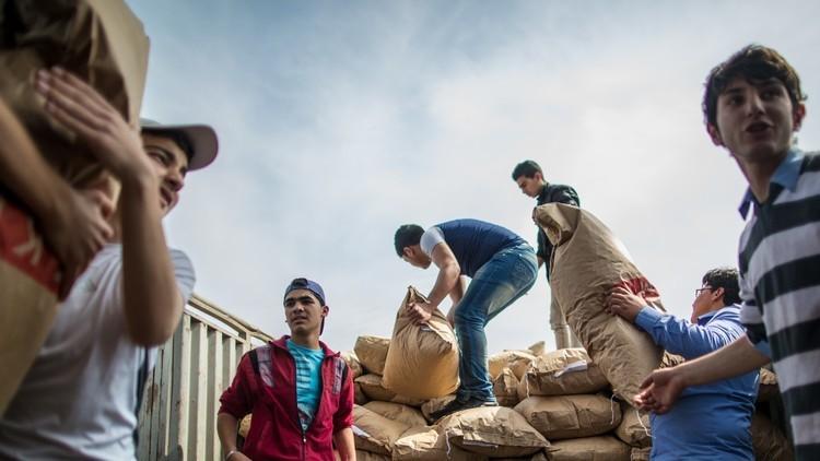 24 بلدة سورية تنضم إلى الهدنة خلال يوم واحد