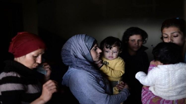 إصابات بشلل الأطفال في دير الزور السورية