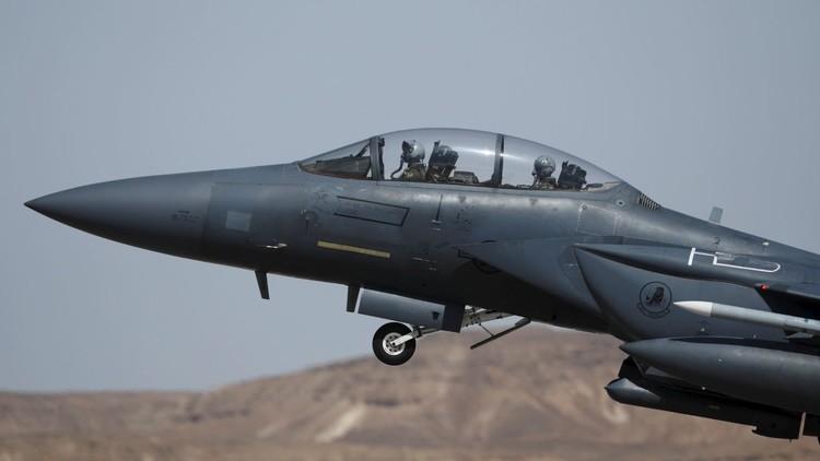 """فضائية أمريكية: تقدم في صفقة تزويد قطر بـ72 مقاتلة """"أف-15″ 593a8212c3618802268b4582"""