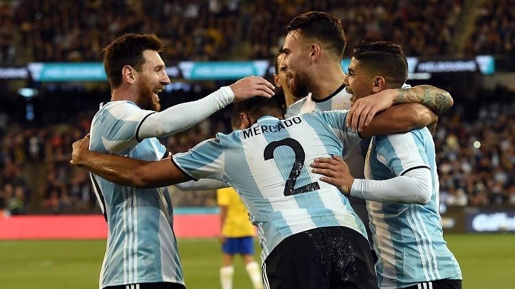 الأرجنتين تحسم