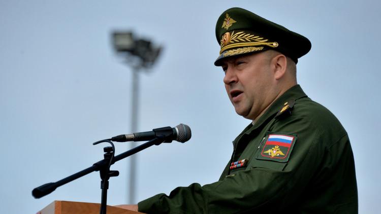 قائد القوات الروسية في سوريا: الإنذارات الأمريكية للأسد سخيفة!