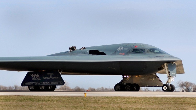البنتاغون: نشر قاذفات استراتيجية B-2 Spirit في بريطانيا