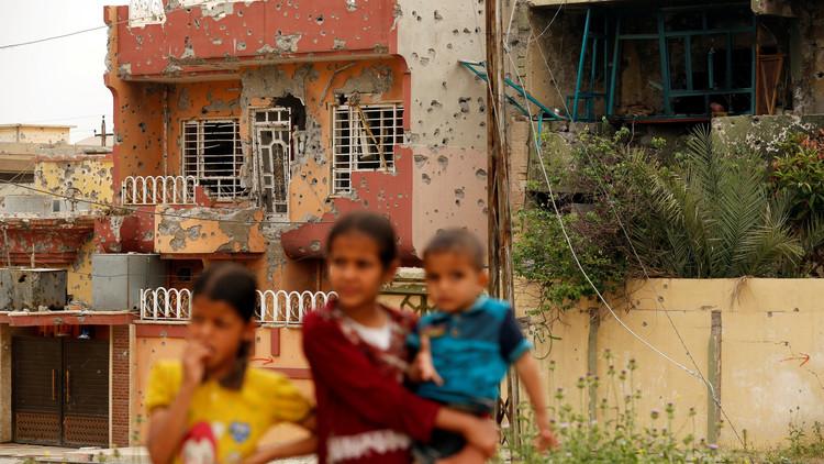 فقدان عشرات الأطفال في معارك الموصل