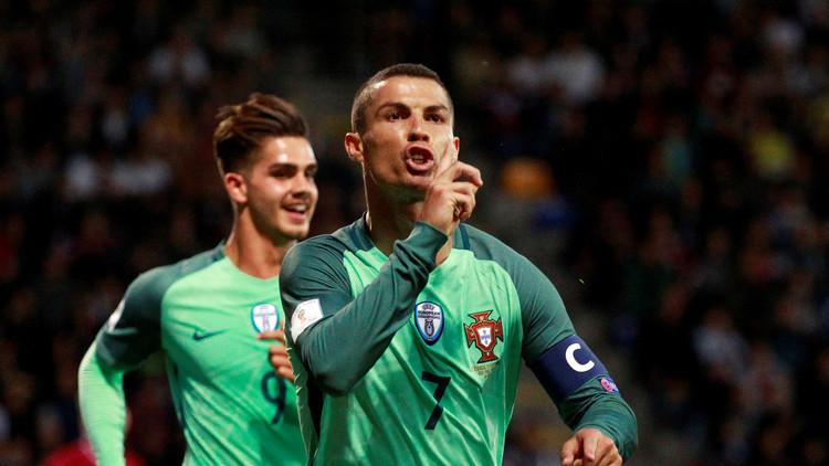 تصفيات كأس العالم: ثنائية رونالدو تقود البرتغال إلى الفوز على لاتفيا