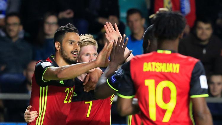 تصفيات كأس العالم: بلجيكا تعزز صدارتها بالفوز على إستونيا