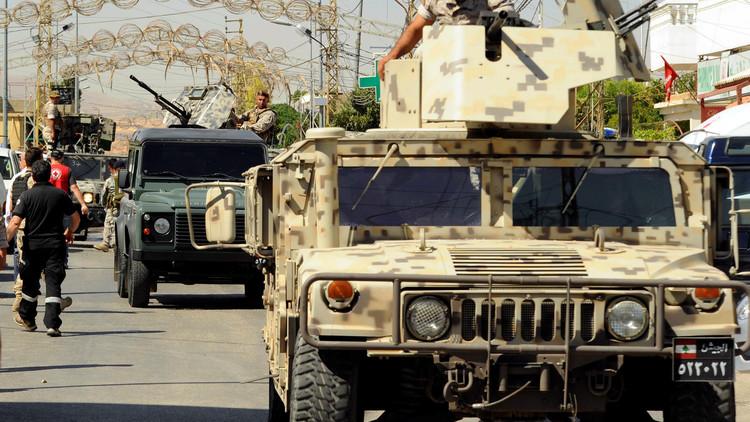 لبنان: القبض على خلية تابعة لتنظيم