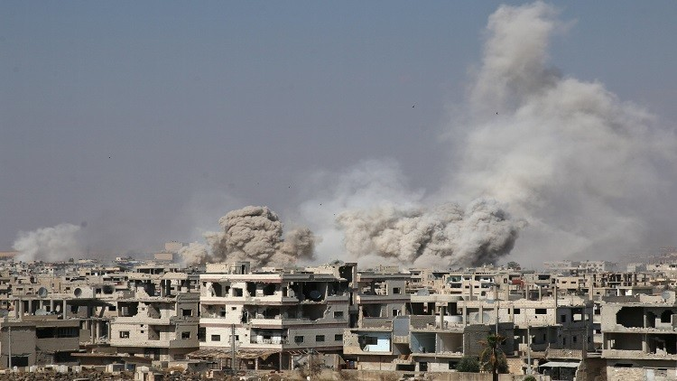 صحيفة: محادثات روسية-أمريكية سرية حول سوريا