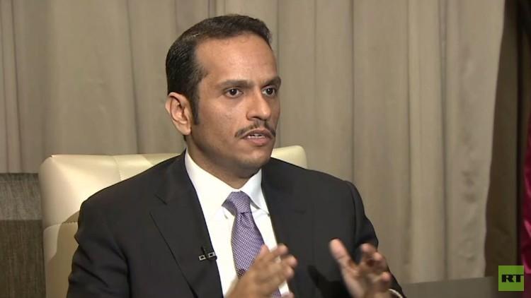 وزير الخارجية القطري لـRT: مجلس التعاون الخليجي سعى لعلاقات إيجابية مع إيران فلماذا يتم تجريمنا؟