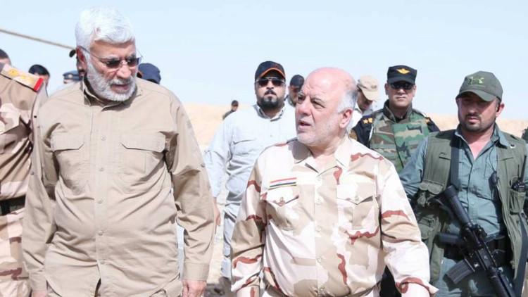 الحشد يعلن السيطرة على كامل مناطق غرب الموصل عدا تلعفر