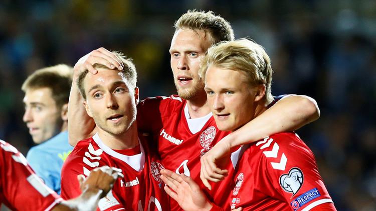 تصفيات كأس العالم.. الدنمارك تهزم كازاخستان بالثلاثة