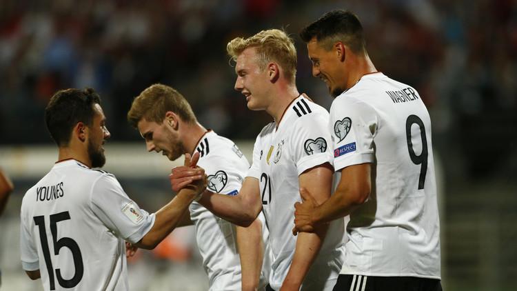 تصفيات كأس العالم.. ألمانيا تمطر شباك سان مارينو بسبعة أهداف