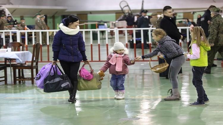 الأوكرانيون بدأوا بدخول الاتحاد الأوروبي من دون تأشيرة