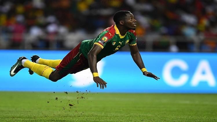 الإصابة تبعد أويونغو عن الكاميرون في كأس القارات
