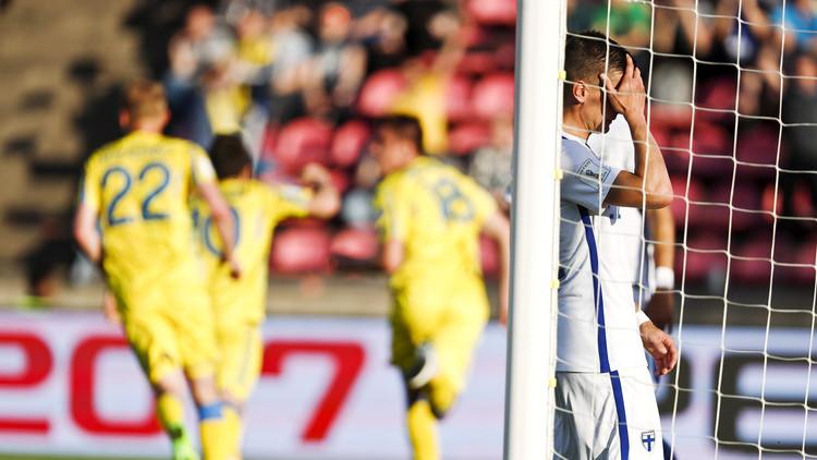 تصفيات كأس العالم: أوكرانيا تعود بفوز ثمين من فنلندا
