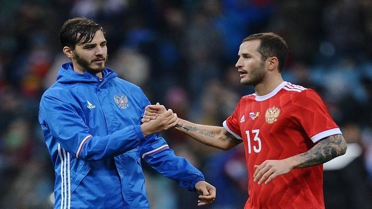 كودرياتشوف يعود إلى تدريبات المنتخب الروسي